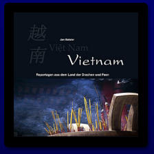 Vietnam Reise Reportagen Buch Jan Balster Drachen Feen backpacking